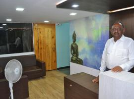 Hotel Maurya, Аурангабад (рядом с городом Bhadji)
