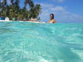 San Blas Island, Senidub, Мамартупо