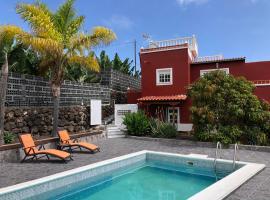 Casa Canaria Tijarafe, Тихарафе (рядом с городом Ла-Эскинита)