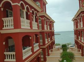 Mirador del Puerto. Costa del Vigía