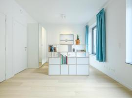 One bedroom with terrace, near the CEE