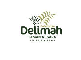 Delimah guesthouse, Kuala Tahan