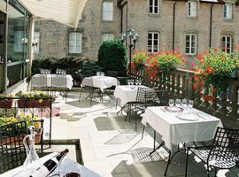 Hôtel Le Cheval Blanc, Лангр (рядом с городом Бан)