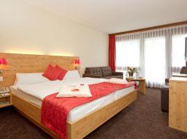 セントラル スイス クオリティ スポートホテル