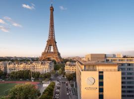 鉑爾曼度假巴黎埃菲爾鐵塔酒店