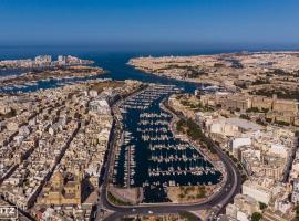 EASYLETS MALTA APARTMENTS (Ta' Xbiex Yachting Club)