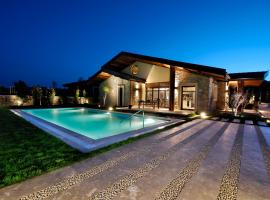 Regnum Gold Country Villa 24, Çamlık (in de buurt van Guvercinlik)