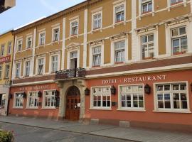 Hotel Sachsenhof, Riesa (Zeithain yakınında)