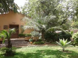 Hôtel Les Palmiers, Ouagadougou
