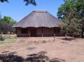 Sir Nick's Livingstone Lodge