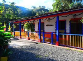 El Rancho de Monchito, Caramanta (Aguadas yakınında)