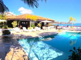Hotel El Cazar, Búzios