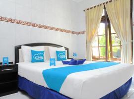 Airy Eco Kuta Dewi Sartika Gang Nusa Indah 4 Bali