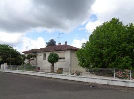 5 Cité Creve Coeur, Manciet (рядом с городом Cravencères)