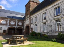 le chateau de PENIN, Penin (рядом с городом Grand Rullecourt)