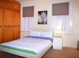 Spacious Double Room in Stratford, Лондон (рядом с городом West Ham)