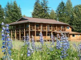 Annie Mae Lodge, Gustavus