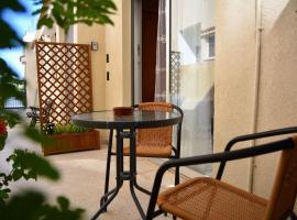 Cozy Studio with Veranda