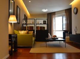 Jiu Du Hui Serviced Apartment, Pekin (Dongfeng yakınında)