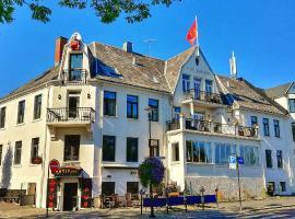 Hotel Wassilioff, Stavern