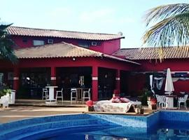 Fazenda Matinha Resort, Palmital (Jardim yakınında)