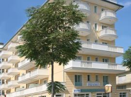 Hotel Residence T2, Rimini (Miramare yakınında)