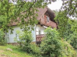 Two-Bedroom Holiday home Weissenstein with Mountain View 03, Fresach (Feistritz an der Drau yakınında)