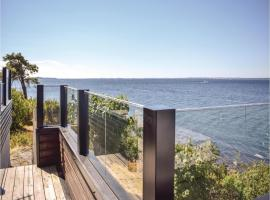 Three-Bedroom Holiday Home in Dilling