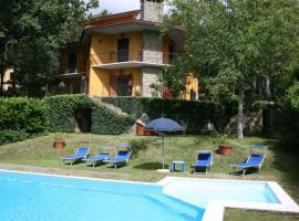 Villa Marisa, Galbino