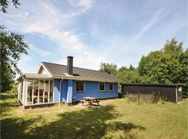 Three-Bedroom Holiday Home in Hjerm