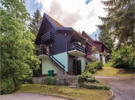 Two-Bedroom Holiday Home in Vrbovsko, Vrbovsko (рядом с городом Severin na Kupi)