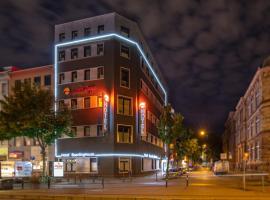 sevenDays Hotel BoardingHouse Mannheim