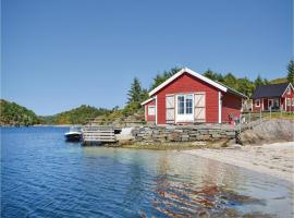 Two-Bedroom Holiday Home in Haugesund