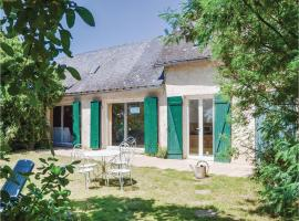 Holiday home St Jean des Mauvrets J-920, Saint-Mélaine-sur-Aubance