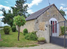 Holiday Home Vineyard Barn, Maligné