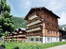 Saashorn, Oberwald (Gletsch yakınında)