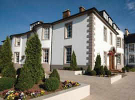 Hetland Hall Hotel, Дамфрис (рядом с городом Mouswald)