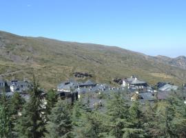 Monte Gorbea Sierra Nevada
