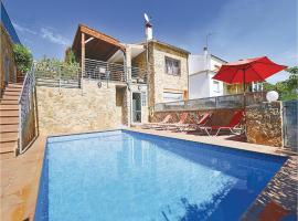 Holiday Home Tordera with a Fireplace 06