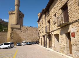 Castillo de Olite, Олите (рядом с городом San Martín de Unx)