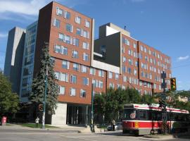 University of Toronto-New College Residence-45 Willcocks Residence