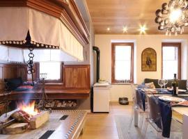 Apartment El Fogher in Dolomites, Dont (Forno di Zoldo yakınında)