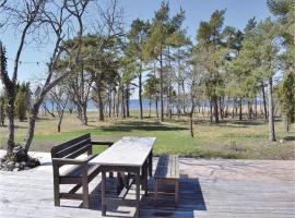 Two-Bedroom Holiday Home in Gotlands Tofta, Västergarn