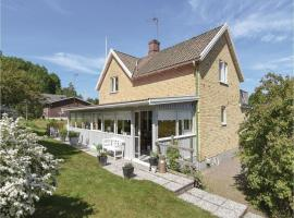 Two-Bedroom Holiday Home in Fagersanna
