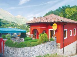 Holiday Home Anita - 06, Дебодес (рядом с городом Ла-Серталь)