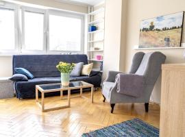 Apartament Chmielna 35