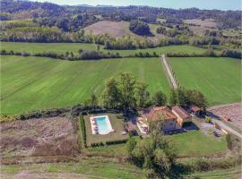 Four-Bedroom Holiday Home in Ghizzano di Peccioli, Ghizzano