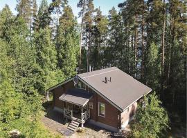 Holiday Home SF-52700 Mäntyharju with Fireplace 06, Paasola (рядом с городом Karankamäki)