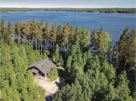 Holiday Home SF-52700 Mäntyharjn with Fireplace 07, Paasola (рядом с городом Karankamäki)