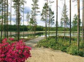 Two-Bedroom Holiday Home in Pertunmaa, Пертунмаа (рядом с городом Salajärvi)